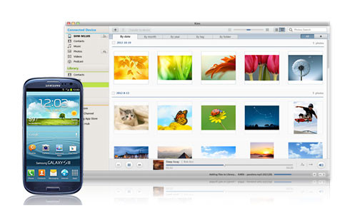 Cek Keaslian Samsung Galaxy anda Menggunakan Samsung Kies