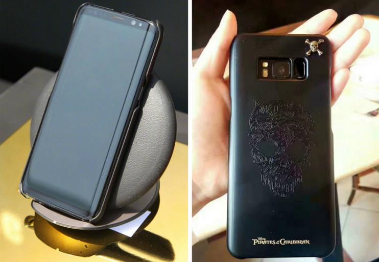 Wah, Samsung Galaxy S8 Bisa Didandani Ala Jack Sparrow
