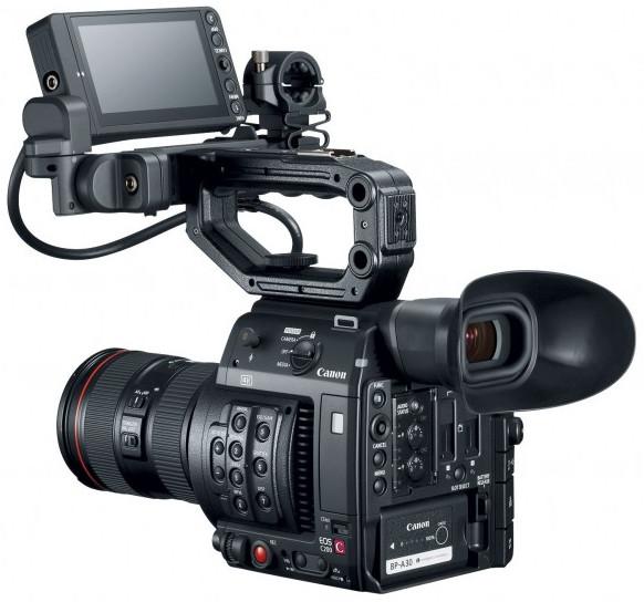 Canon EOS C200 2