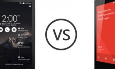 Adu Ponsel 1 Jutaan: Asus Zenfone 4S vs Xiaomi Redmi 1S