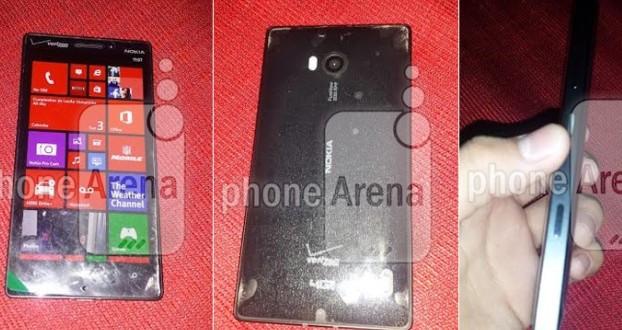 Bocoran Foto Nokia Lumia 929 Muncul