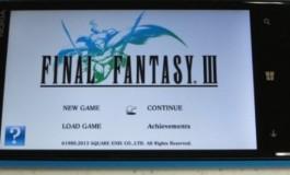 Final Fantasy III Sudah Hadir di Windows Phone