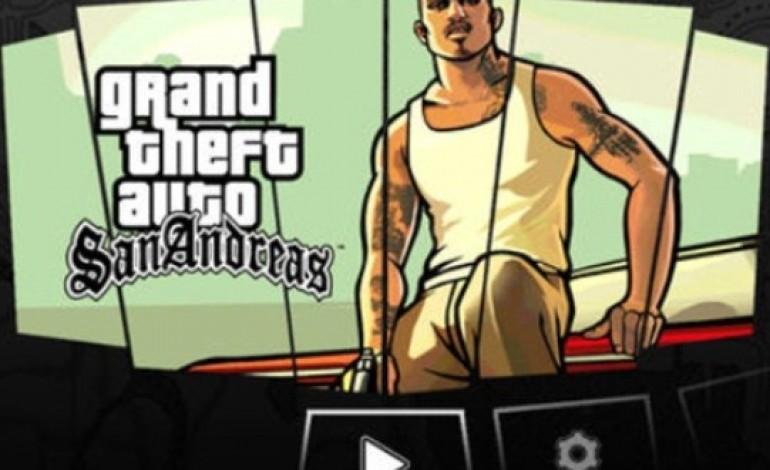 Android dan Windows Phone Kebagian Jatah GTA: San Andreas