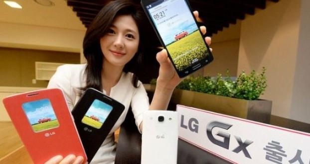 LG GX Dirilis, Bawa Chipset Snapdragon 600