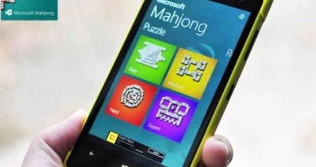 Mahjong WP8