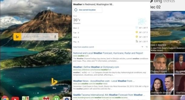 Microsoft Perbarui Bing Untuk Android di Play Store