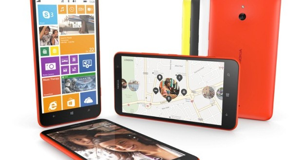 Nokia Rilis Iklan Video Lumia 1320