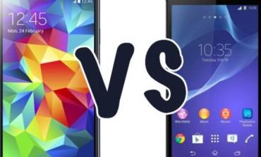 Adu Tanding Ponsel Premium Sony Xperia Z3 vs Samsung Galaxy S5