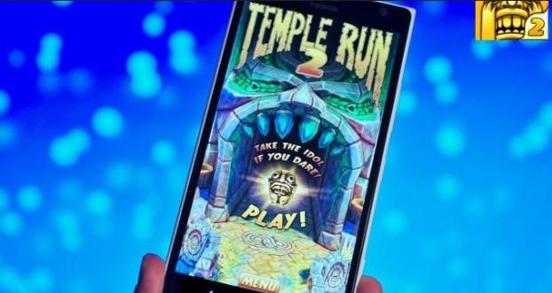 Temple Run 2 Windows Phone