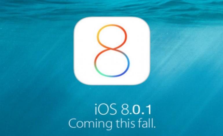 Setelah iOS 8, Apple Lanjutkan Project iOS 8.0.1?