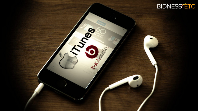 iTunes Beats Music