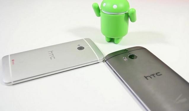 Android 5.0 lollipop untuk htc one