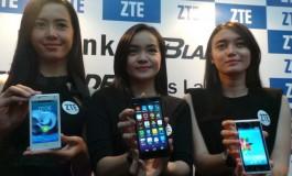 Blade G, Vec Pro, dan G Lux, Tiga Smartphone Baru ZTE Hadir di Indonesia