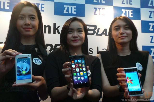 Trio ZTE Blade Series