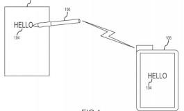 Apple Miliki Paten Stylus Untuk Semua Permukaan yang Bisa Transmisikan Gambar ke Layar Digital