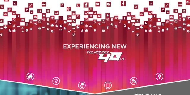 Telkomsel 4G LTE Indonesia