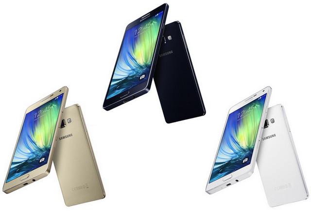 3 Pilihan Warna Samsung Galaxy A7