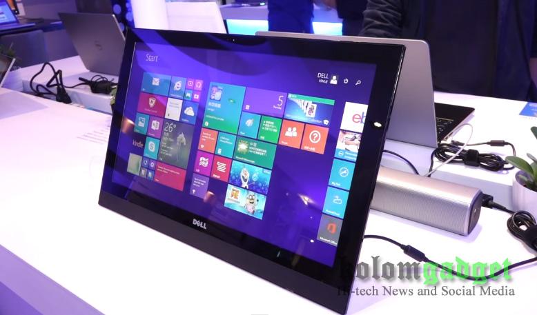 Rilis Di Indonesia AIO PC Dell Inspiron 20 Seri 3000
