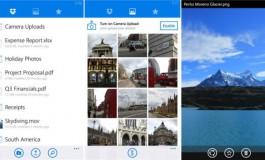 Dropbox Sudah Tersedia di Windows Phone dan Windows Tablet