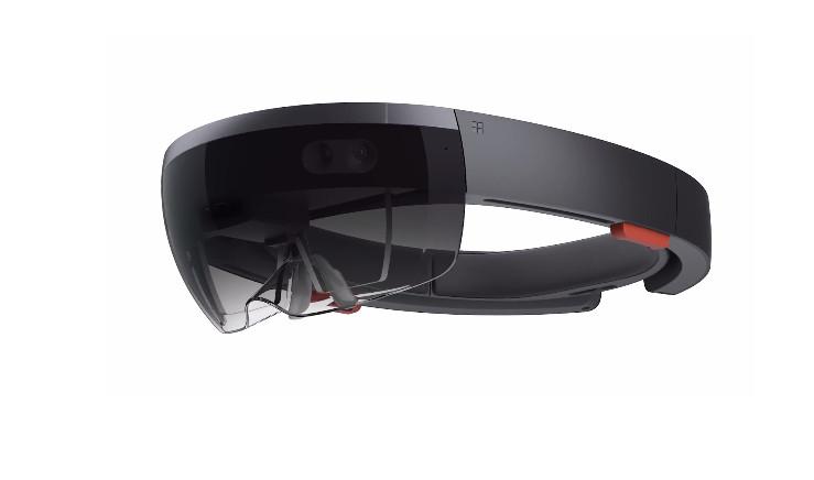 Begini Cara Berinteraksi Dengan HoloLens