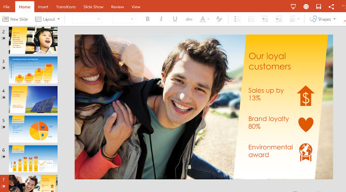 Microsoft Office Untuk Tablet Android