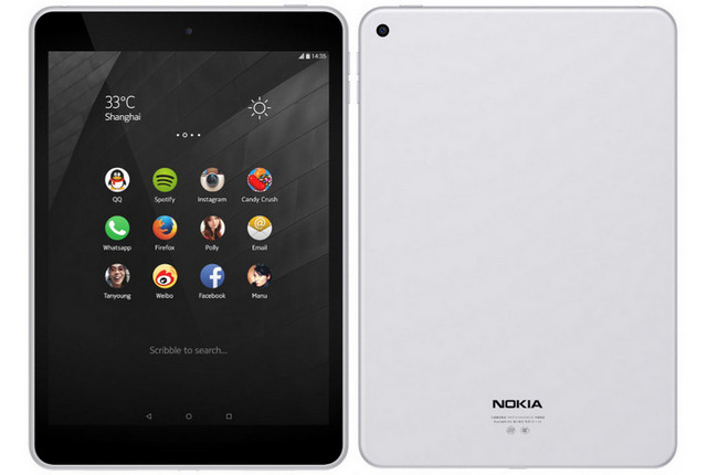 Nokia N1 Android