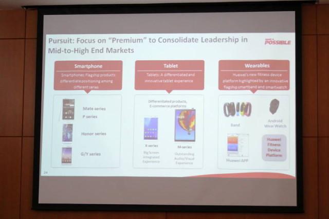 Slide Presentasi Huawei