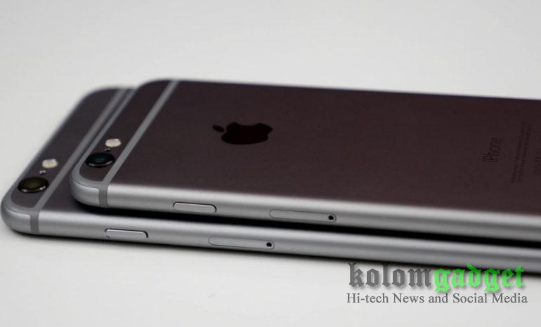 TrendForce: iPhone 7 Bisa 'Menyelam', iPhone 6c Rilis Q2