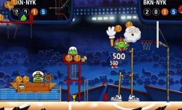 Update Angry Birds Seasons: NBA All-Star Diluncurkan