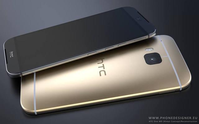 HTC One M9 3