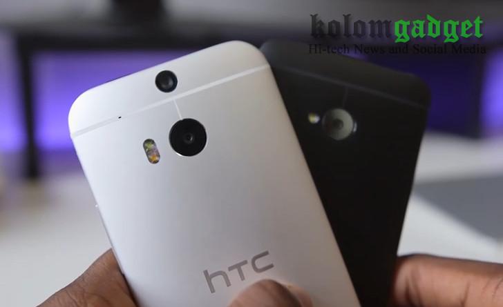 Kamera Smartphone HTC One