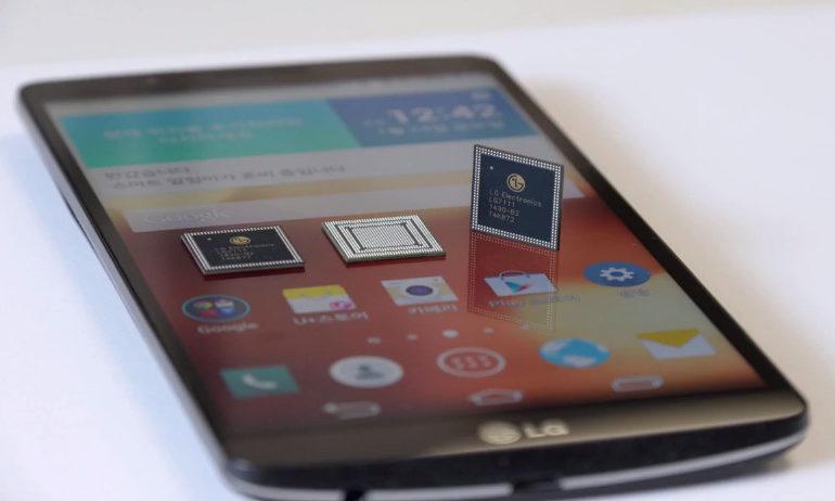 Chipset LG Nuclun 2 Buatan Intel Lebih Unggul Dari Buatan TSMC