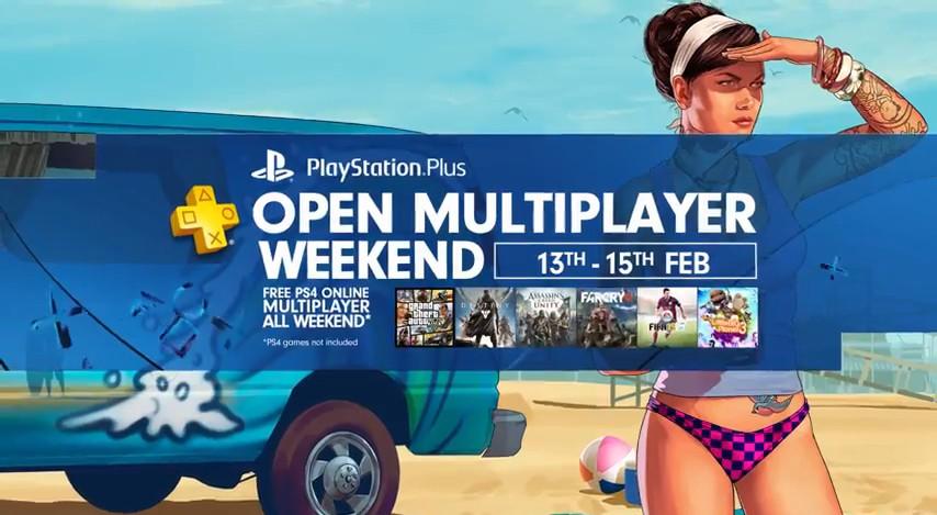 Multiplayer Online Gratis PlayStation 4