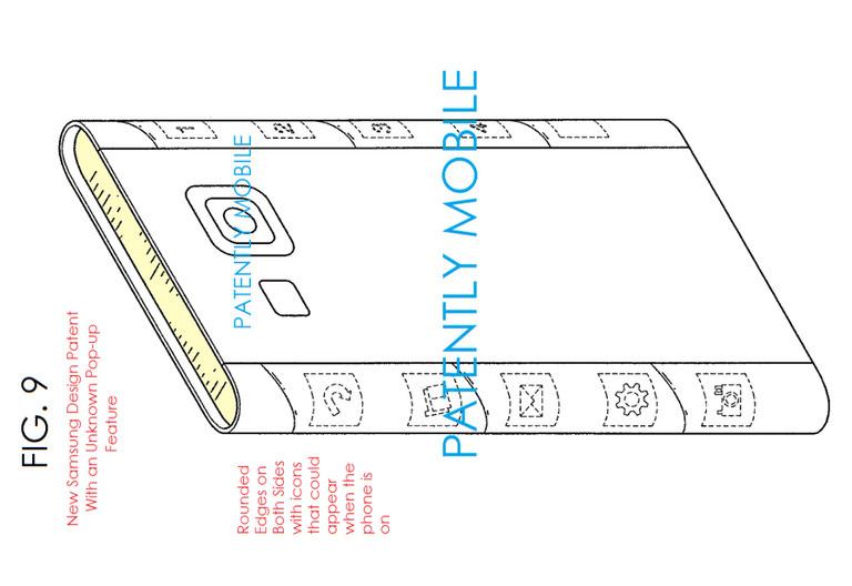 Samsung Galaxy Dual-Edge Display