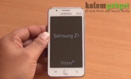 Samsung Z1 Dapatkan Upate Tizen 2.4