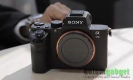 Kamera Sony Alpha A7 II Mendarat di Indonesia