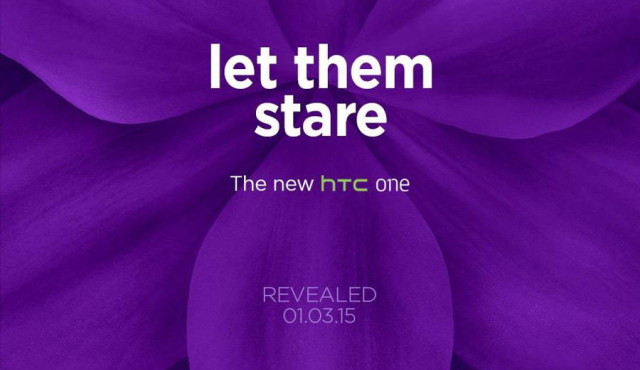 Teaser HTC One
