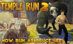 Ada Bruce Lee di Temple Run 2