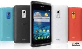Acer Liquid Z205 Andalkan DTS® Studio Sound, April Ini Dibanderol Rp 800 Ribuan