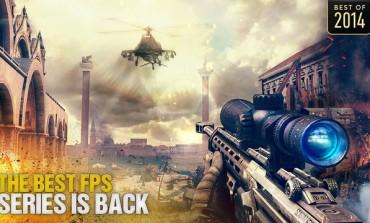 Game Modern Combat 5: Blackout Kini Gratis Untuk iOS, Android dan Windows Phone
