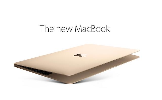 New MacBook 12 Inci