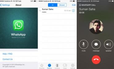 Fitur Panggilan Suara di WhatsApp Juga Sambangi iPhone