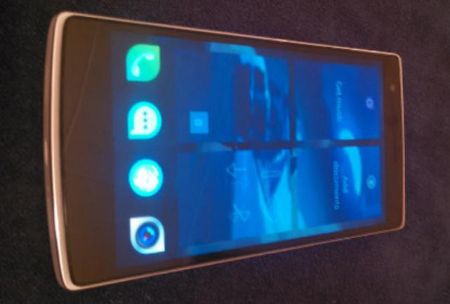 Sailfish OS di OnePlus One