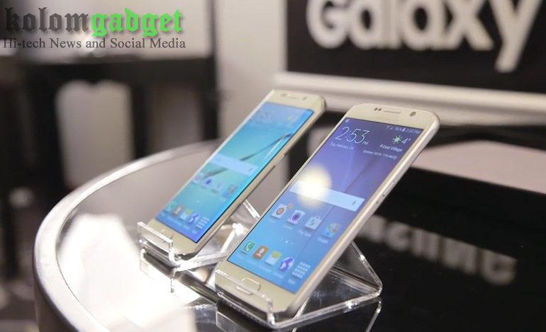 Laporan: Tak ada Samsung Galaxy S7 Edge Dengan Layar 5,2 Inci