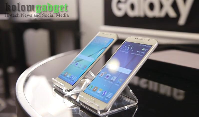 Samsung Galaxy S6 dan S6 Edge 3