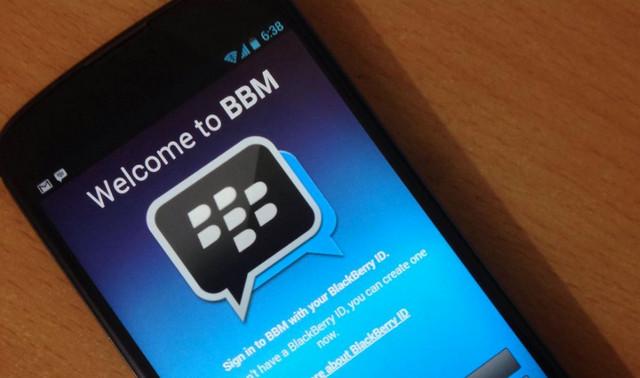 Cara Downgrade BBM (Blackberry Messenger) di Ponsel BB & Android