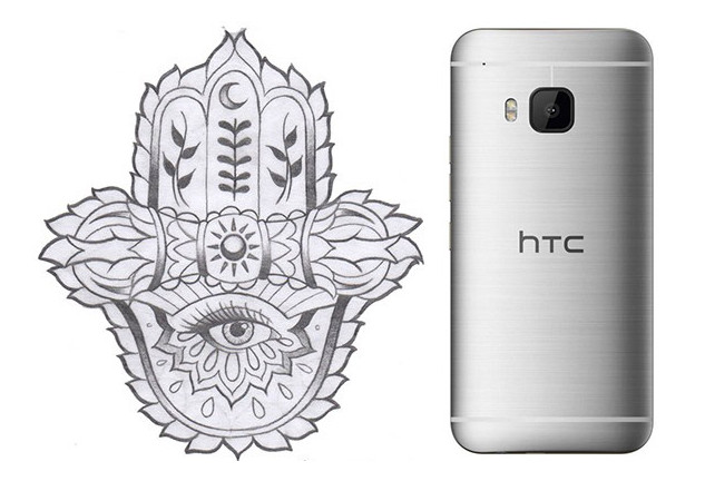 HTC One M9 INK
