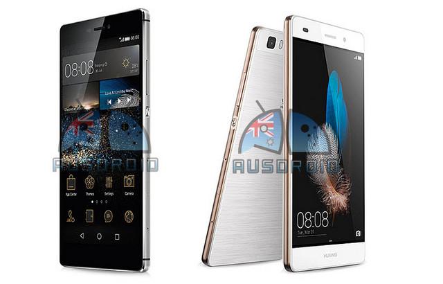 Huawei P8 dan P8 Lite