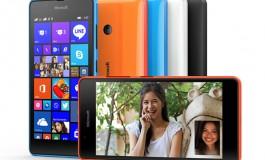 Microsoft Rilis Lumia 540 Dual SIM di Indonesia, Pre-order Dimulai 1 Juni