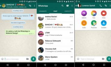 Update Baru WhatsApp 2.12.34 Android Sesuaikan Antarmuka Dengan Material Design